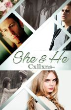 She & He #Wattys2016 by Cxllxns-