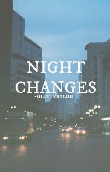 night changes / larry au
