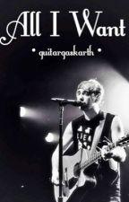 All I Want // Alex Gaskarth ((Adoption)) by guitargaskarth