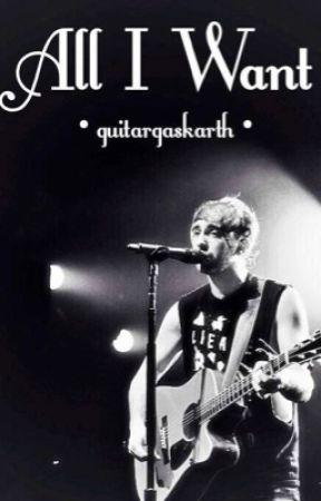 All I Want  • Alex Gaskarth (Adoption) by guitargaskarth