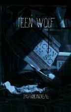 Teen Wolf by JannickMoreau