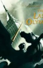 leyendo the last olympian by mar_y_brisa18