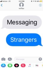 Messaging Strangers [Louis Tomlinson] by louttays