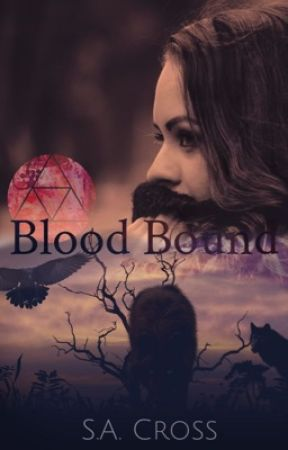 Blood Bound [Book Two, Lady and the Wolf Series] by Hendrixx