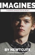 Thomas Sangster imagines by newtcute