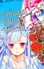 My Unique Sister (Sakura Twin Sister ) by Animefreakyoshino