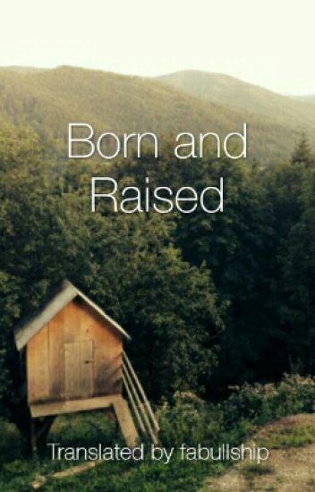 Born and Raised (Portuguese version)