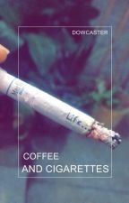 coffee and cigarettes 》larry by downcaster