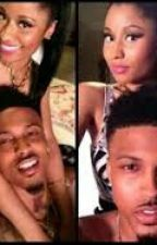 No Love(August Alsina and Nicki minaj love story? by Golden_Heart143