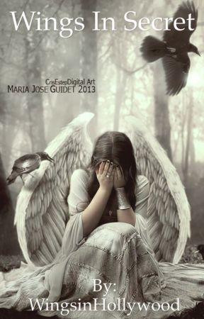 Wings in secret by WingsinHollywood
