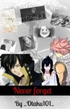 Never forget(Dragneel Fairytail fanfic) by _Otaku101_