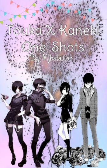 Touka x Kaneki One-shots