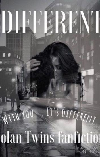 Different | Dolan twins fan fiction