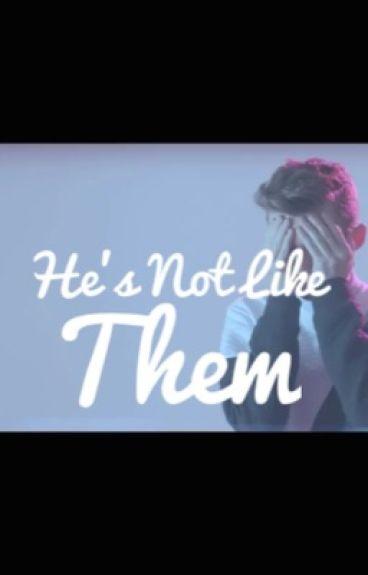 He's Not Like Them- Troyler AU