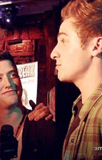 I'm in love with the boy next door?
