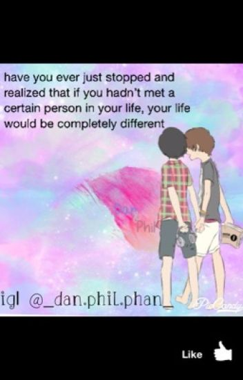 What's holding you back? *Phanfic*