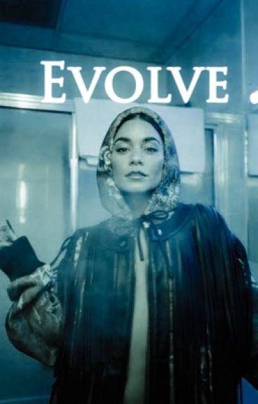 Rising Moon: Evolve   Teen Wolf ( iii )