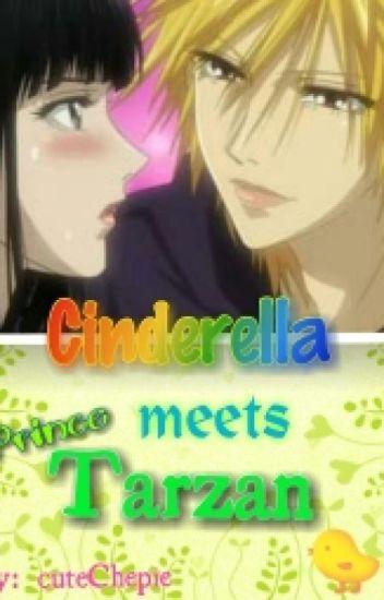 Cinderella Meets Prince Tarzan