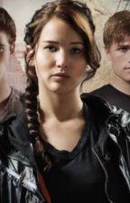 Runaway: Hunger Games fanfic by taraCumberfluff_