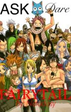 ASK OR DARE FAIRYTAIL (Story version) by Naludasy