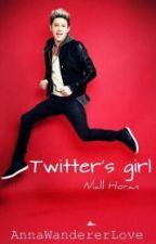 Twitter's Girl by AnnaWandererLove