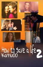 Grey's Anatomy: How to save a life 2 by Katlu00