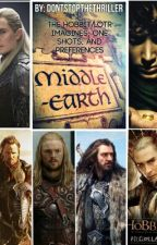 The Hobbit/LOTR Imagines, One Shots, and Preferences by 1958_MJ_2009