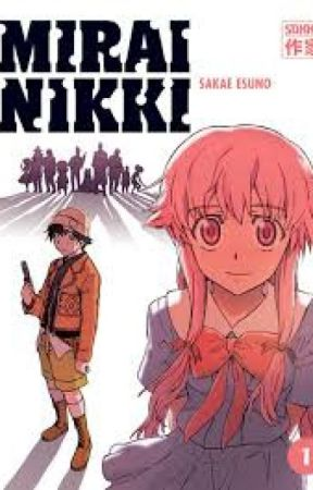 Mirai Nikki (Future Diary) RP by Flaming_Cards