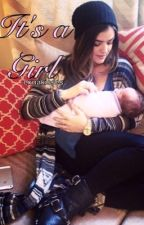 It's A Girl - Ezria Pregnancy Story (Completed) by exriakisses