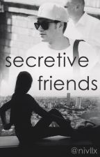 secretive friends || n.h. by nivllx
