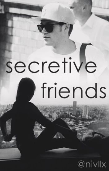 secretive friends || n.h.