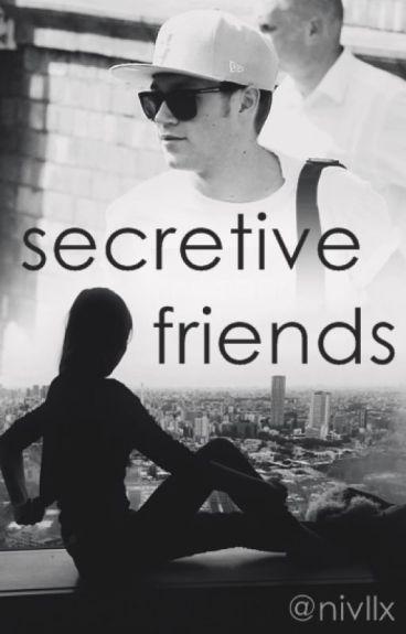 secretive friends || n.h.