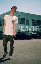 Mr.Playboy by writinmyownstory