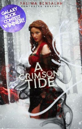 A Crimson Tide ✔ (A Red Riding Hood Retelling) by blackrosedrop