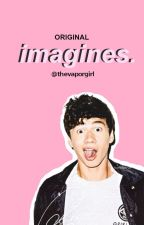 imagines ➳ c.h by chroniclesofaweirdo
