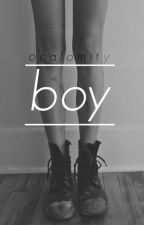 boy // ot4 by ocalamity