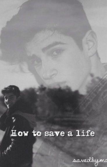how to save a life; manu ríos.