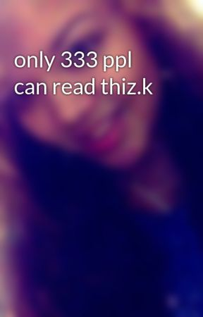 only 333 ppl can read thiz.k by magali