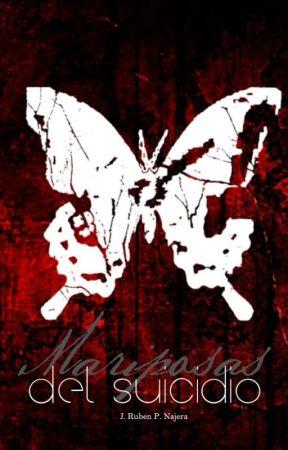 Mariposas Del Suicidio No Me Mandes Otro Mensajelágrimas De Sed