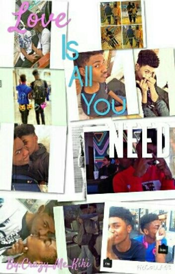Love is All You NEED: Book 2 (BxB)