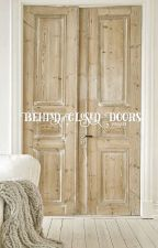 Behind Closed Doors (A Tayga Fanfiction) by hausofa