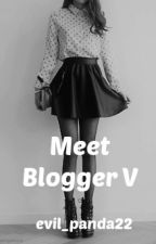 Meet Blogger V by evil_panda22