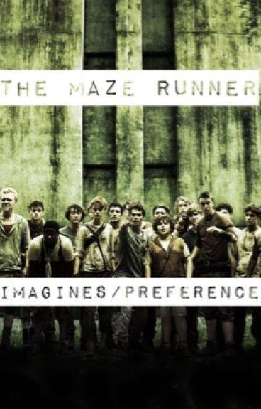 The Maze Runner Imagin...