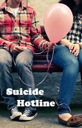 Suicide Hotline: How may I help you? Hi I punched a super hot guy in the 'area' and he wants revenge by nessie-bleh