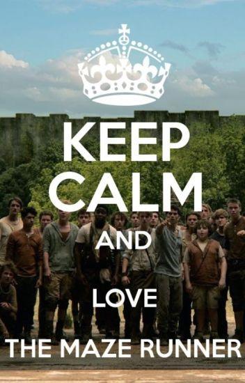 The Maze Runner: Los Orígenes (Newt y tu)