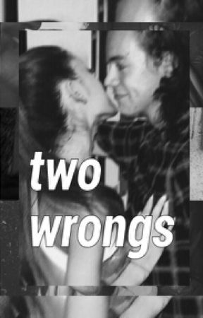 Two Wrongs h.s|a.g by sincerelyhariana