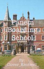 Panem Boarding School by _Clover_Kentwell_