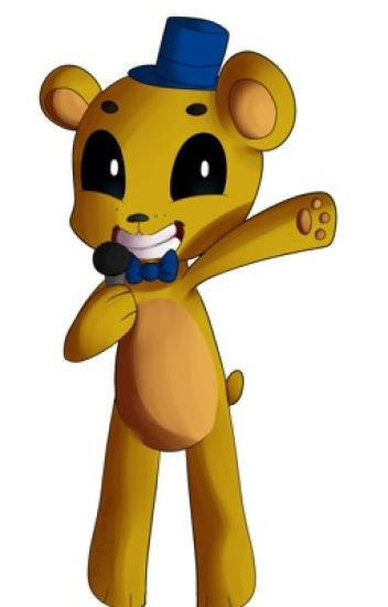 His beautiful golden heart (golden Freddy x reader ) (Old)