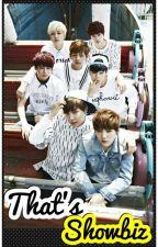That's  Showbiz (BTS Fanfic) by NekoCeles_97