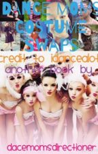 DANCE MOMS COSTUME SWAPS by dacemomsdirectioner